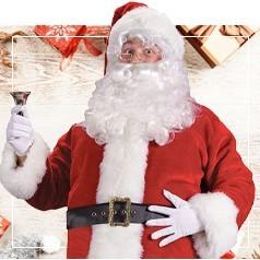Barbes de Père Noël
