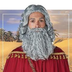 Barbes de Rois Mages