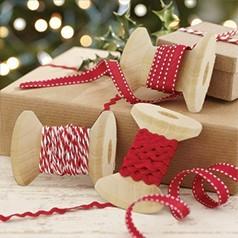 Rubans de Noël