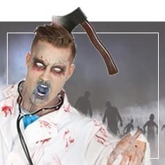 Accessoires Zombie