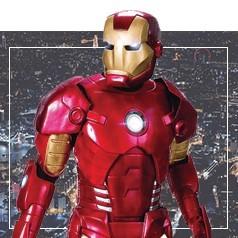 Déguisements de Iron Man Homme