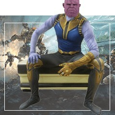 Déguisements de Thanos