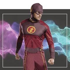 Déguisements de Flash Homme
