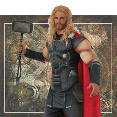 Déguisements de Thor Homme
