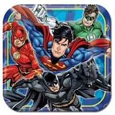 Anniversaire Justice League