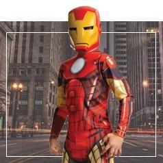 Déguisements de Iron Man Garçon