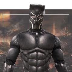 Déguisements de Black Panther