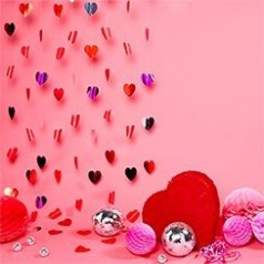 Déco St Valentin