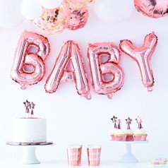 Déco Baby Shower