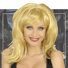 Perruques Blondes
