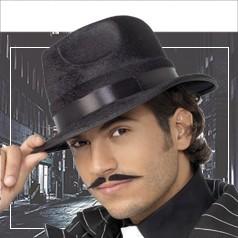 Chapeaux de Gangster