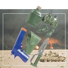 Accessoires Militaire
