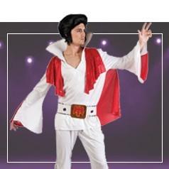 Déguisements d'Elvis