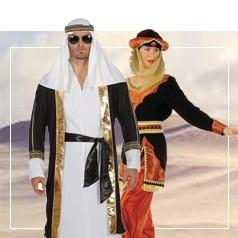 Déguisements Arabe Adulte