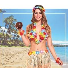 Déguisements Hawai