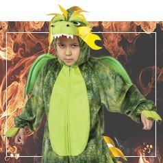 Déguisements de Dragon Enfant
