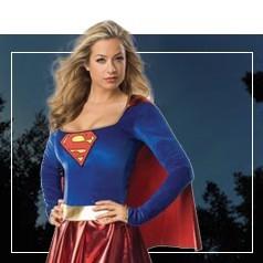 Déguisements Superwoman