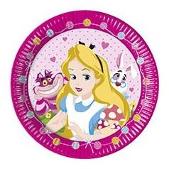 Anniversaire Alice au Pays des Merveilles