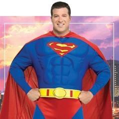 Déguisements Superman