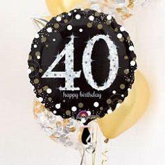 Anniversaire 40 ans