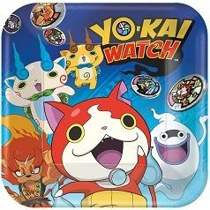 Anniversaire Yo Kai Watch