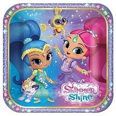 Anniversaire Shimmer & Shine