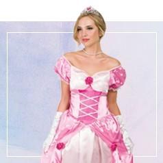 Déguisements de Princesse