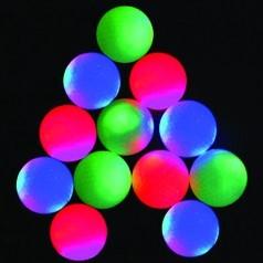 Balles de Golf Fluorescentes