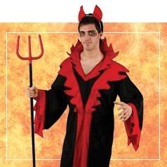 Déguisements de Satan