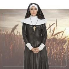 Déguisements de La Nonne Valak