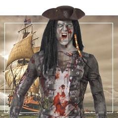 Déguisements Pirate Halloween