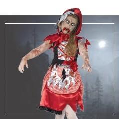 Déguisements du Petit Chaperon Rouge Halloween