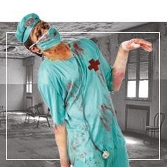 Déguisements de Médecin Halloween