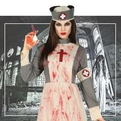 Déguisements d'Infirmière Halloween
