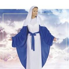Déguisement de la Vierge Marie Adulte