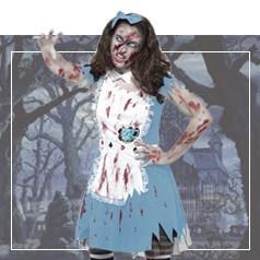 Déguisements Alice au Pays des Merveilles Halloween