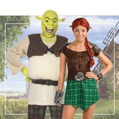 Déguisements de Shrek