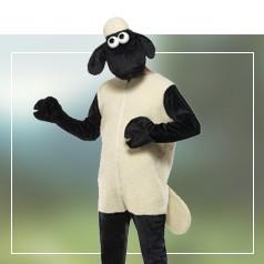 Déguisements de Shaun le Mouton