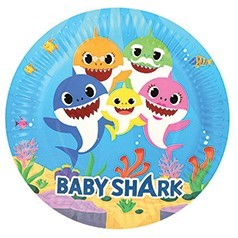 Anniversaire Baby Shark