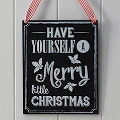 Pancartes de Noël