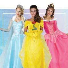 Déguisements Princesse Disney