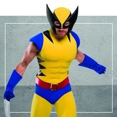 Déguisements de Wolverine