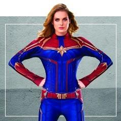 Déguisements de Captain Marvel