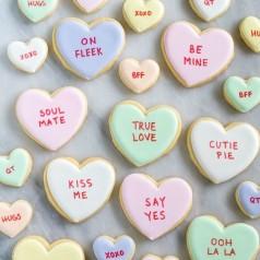 Bonbons Saint Valentin