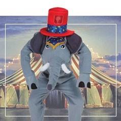 Déguisements Animaux de Cirque