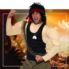 Déguisements Rambo