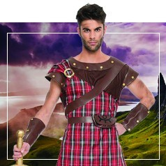 Déguisements Highlander