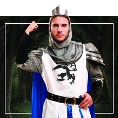 Déguisements Roi Arthur