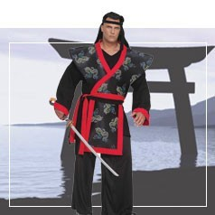 Déguisements Samouraï Adulte