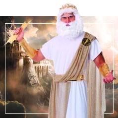 Déguisements de Zeus